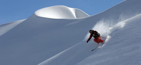 Inner Skiing Flow Reis