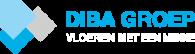 Logo van DIBA Groep